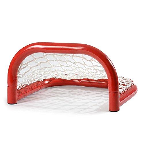 "BASE - Streethockey Skill Goal 14\"" (36x20x36cm) I Outdoor-Tor I Tor mit Metallrahmen I Tor für Hockeybälle & Pucks I Streethockey-Training | Skill Goal"