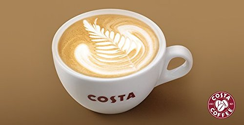 Costa Coffee Instant Gift Voucher Amazonin Gift Cards