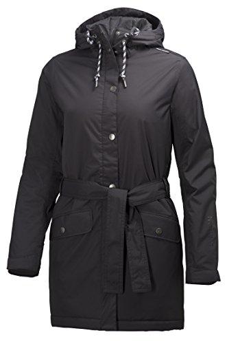 Helly Hansen Damen Mantel W Lyness Insulated Coat Black