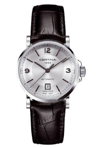 Certina Damen-Armbanduhr XS Analog Automatik Leder C017.207.16.037.00