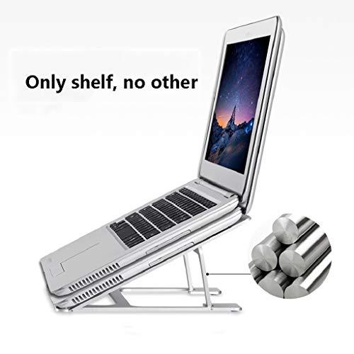 YAXIAO-Computertisch Aluminium-Tischplattenunterstützungsbüroaufzug der Computerhalterung, der den Tisch erhöht, der Basis erhöht -