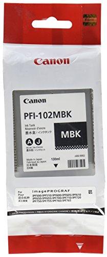 Preisvergleich Produktbild Canon PFI-102mbk Tintenpatrone mattschwarz