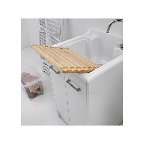 Domestica - Meuble avec bac à laver, 50x 60 cm
