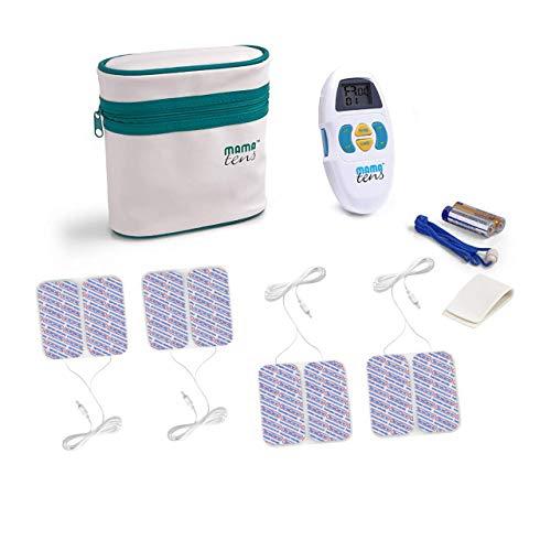 K-MT Tenscare CM50100MTNEW-DE - Kit stimolatore muscolare per le mamme con 4 elettrodi supplementari, bianco