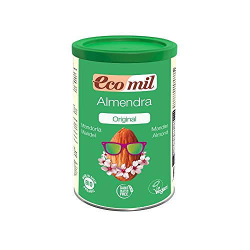 Eco Mil Bio Ecomil Bio Mandeldrink Original in Pulverform (6 x 400 gr)