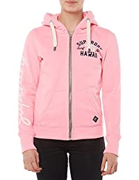 Superdry - Sweat-shirt - Femme rose rose bonbon