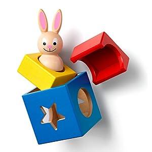 Smartgames SG 037FR–Juego de reflexión de lógica y observación de Conejo y Mago