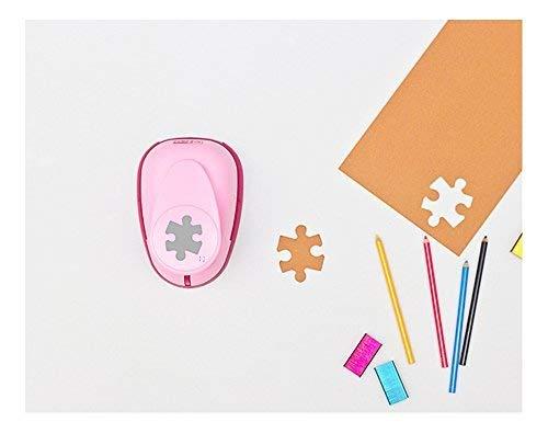 EFCO Puzzle Puzzle, Pink, 37x 29mm
