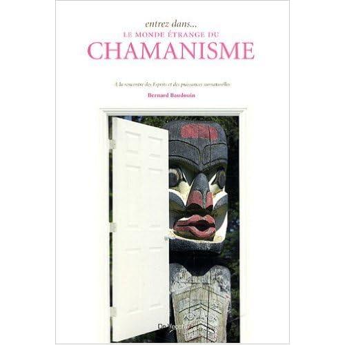 Entrez dans le monde étrange du chamanisme : A la rencontre des Esprits et des puissances surnaturelles de Bernard Baudouin ( 19 novembre 2008 )