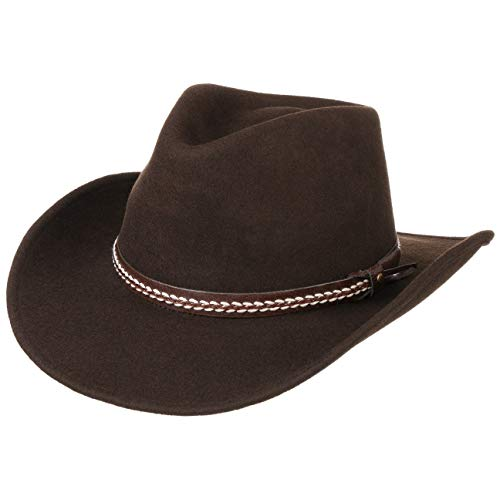 Lierys Sombrero Western The Rancher Hombre - Made in Italy de Vaquero