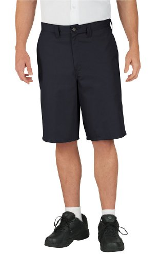 Dickies - - LR642 11''Industrial Multi-Use-Pocket Short, 30, Black - Dickies Multi-use Pocket