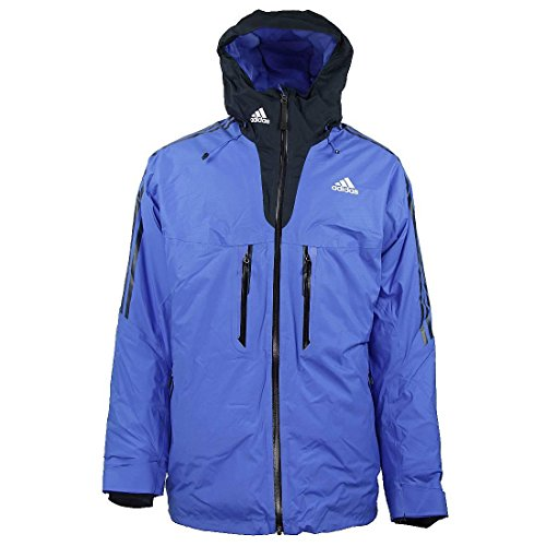 Adidas Herren Winter Ski Coach Jacket Winterjacke Skijacke Performance