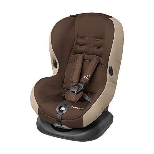 Maxi-Cosi Priori SPS Plus Kindersitz - optimalen Seitenaufprallschutz und 4 Sitz- und Ruhepositionen, Gruppe 1 (9-18 kg), nutzbar ab 9 Monate bis 4 Jahre, oak brown