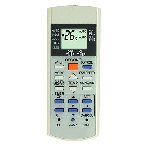 S-D-S Replacement for Panasonic Air Conditioner Remote Control Universal Controller (Air Conditioner Remote Control)