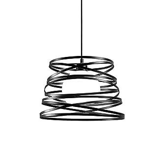 Singola testa semplice moderno salotto ristorante decorato lampadario a bracci lampada da soffitto Nordic bar creativo sala studio appeso sospensione luci fienile villa garage