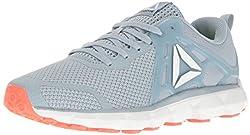Reebok Women s Hexaffect 5.0 Mtm Running Shoe Gable Grey/Vitamin C/White/Black 6.5 B(M) US