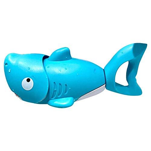 Badespielzeug-Fischen Schwimmendes Wasserspray, Für Kinder In Badewanne Badezimmer Schwimmbad, Baby-Badewanne Dusche Kinder Badezimmer Wasserspielzeug Spray Spielzeug-Wasserpumpen-Badewanne