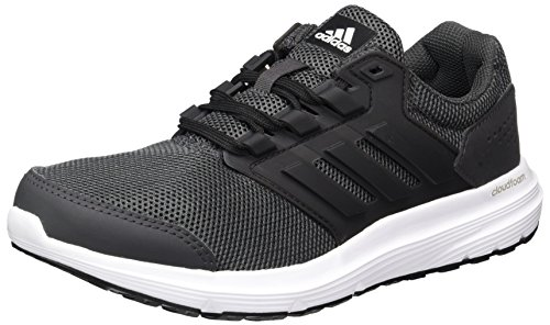 adidas Women's Galaxy 4 W Running Shoes, Black (Utility Black /Core Black),...