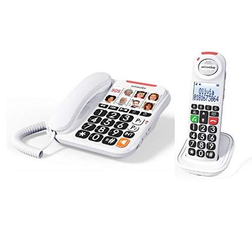 Swissvoice ATL1418354 Xtra 3155, weiß