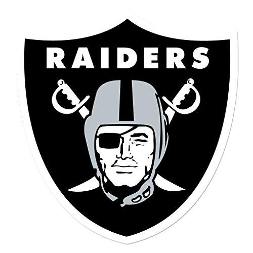 "New Era ""NFL Team Logo Oakland Raiders"" Hoodie - black Schwarz"