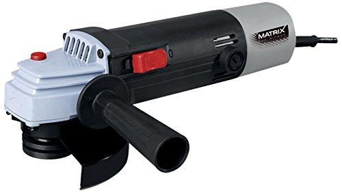 Matrix 120400040 EM-AG 500-115 Winkelschleifer, schwarz, 30cm