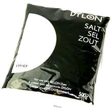 Dylon - Sal para tintes para tejidos de Dylon (bolsa de 500 g)