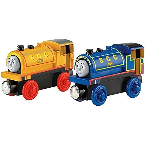 Mattel - Trenino Thomas - Locomotive Bill & Ben serie