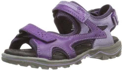 Ecco Urban Safari K Imp.Purple/Li. Purple S/S 732062 Unisex-Kinder Sandalen, Violett (IMPERIAL PURPLE/LIGHT PURPLE 57128), EU 30
