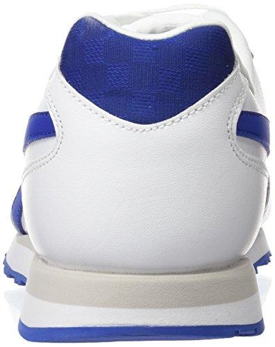 Royal LX Elfenbein Herren Collegiate Steel White Reebok Royal Sneaker Glide CRw7q5U