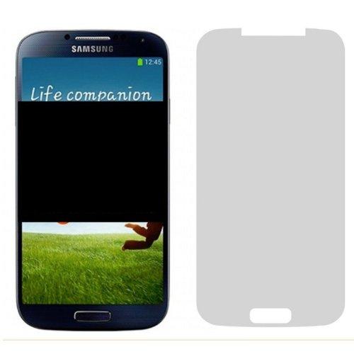 Preisvergleich Produktbild 2x Entspiegelnde Displayschutzfolie Bildschirmschutzfolie Samsung Galaxy S4 Schutzhülle Displayschutz Displayfolie Folie