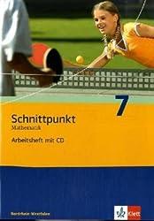 Schnittpunkt Mathematik, Ausgabe Nordrhein-Westfalen, Neubearbeitung : Klasse 7, Arbeitsheft, m. CD-ROM