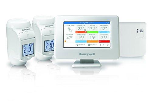 Preisvergleich Produktbild Honeywell evohome Wi-Fi Starter Paket mit Relais, THR99C3112