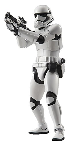 Storm Star Trooper Aus Wars (Star Wars First order Storm Trooper 1/12 scale plastic)