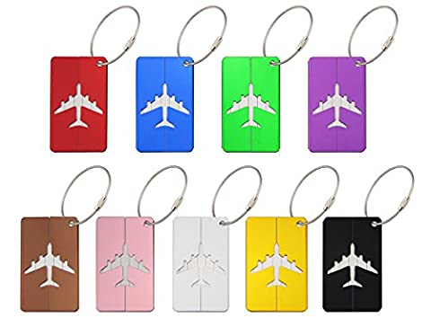 Travel Luggage Tags Suitcase Luggage Bag Tags, Travel ID Bag