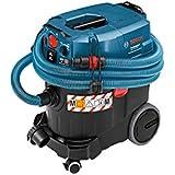 Bosch GAS 35 M AFC Professional - Extractor de polvo (450 mm, 515 mm, 575 mm) Negro, Azul