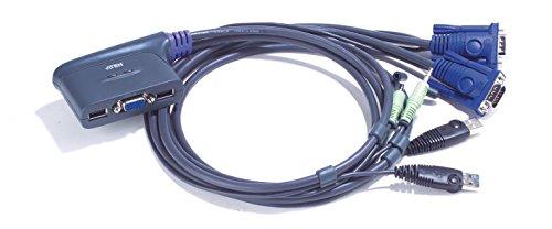 Aten CS62US 2-Port USB KVM Switch