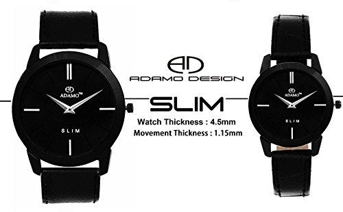 41kS 0vFvqL - ADAMO AD6472NL02 Slim Couples Wrist