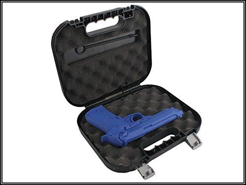 Pistolen-Hartschalenkoffer GLOCK ABS Sperren Pistolenkoffe