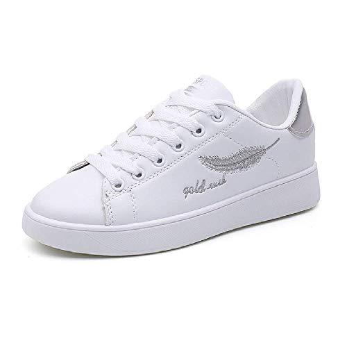 GERPY Zapatillas Deporte Zapatos Moda pequeños Zapatos