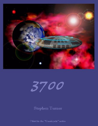 3700-serie (3700 (The Cassiopeia Series) (English Edition))