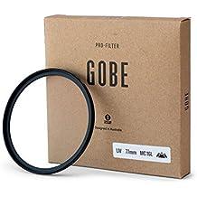 Gobe - Filtro Ultravioletto Multiresistente Rivestito a 16 Strati UV 77mm Tedesco SCHOTT