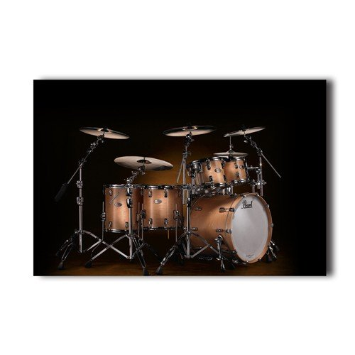 unframed-20-x-30-poster-with-drums-set