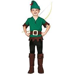 Disfraz de Robin de los bosques para niño - 10-12 años