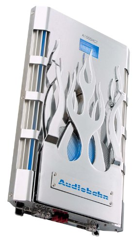 Audiobahn A1500HCT, 1-Kanal High Current Power Amplifier, Verstärker - High Current Car Audio