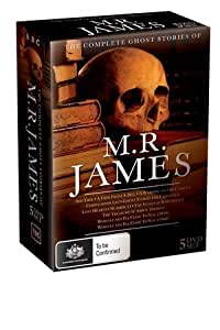 M.R. James Collection ~ The Complete Ghost Stories Of (5DVDS) (PAL) (REGION 0)