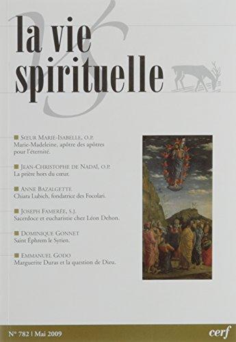 La Vie Spirituelle Vs782