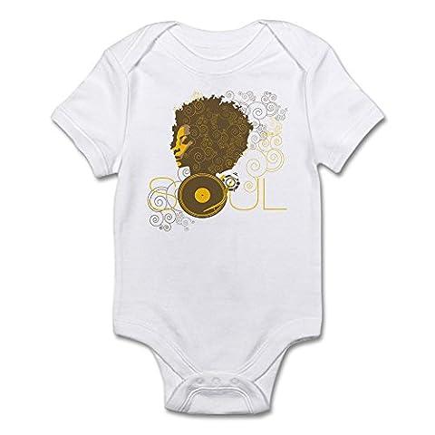 CafePress - Soul - Cute Infant Bodysuit Baby Romper
