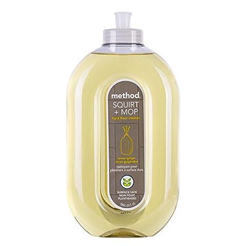 Method All Surface Eco Lemon and Ginger Floor Cleaner, 739ml