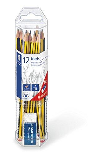 Staedtler Noris 61 120 P1. Lápices madera certificada