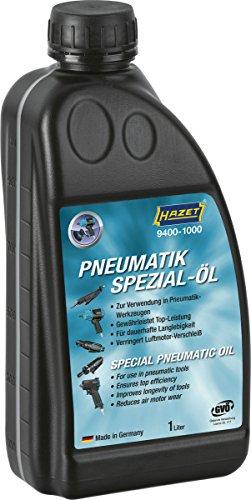 Preisvergleich Produktbild Hazet Pneumatik Spezial-Öl 1000ml, 9400-1000